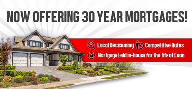 30 Year Mortgages Ad
